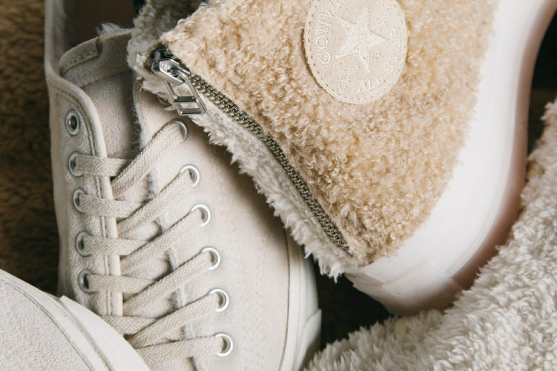 CLOT x Converse Collection