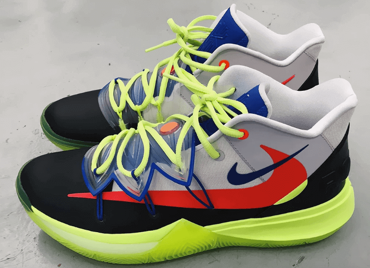 best website a90d3 ed456 ROKIT x Nike Kyrie 5