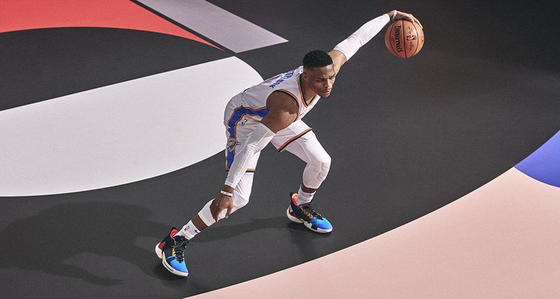 0da76a256c4d75 Opinion    Russell Westbrook s 2nd Shoe Is The Best Team Jordan In Years