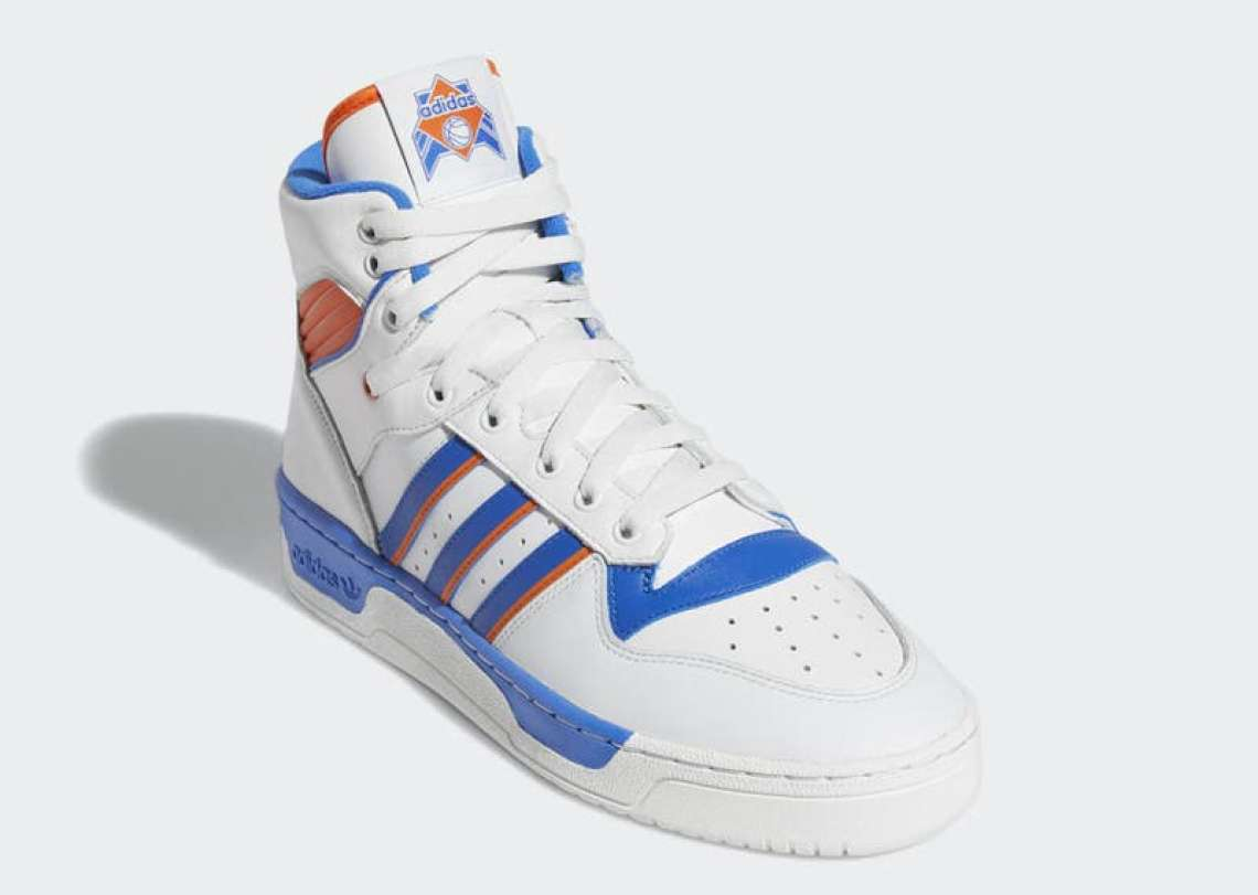 adidas Originals Brings Back an '80s Court Classic with the Rivalry High