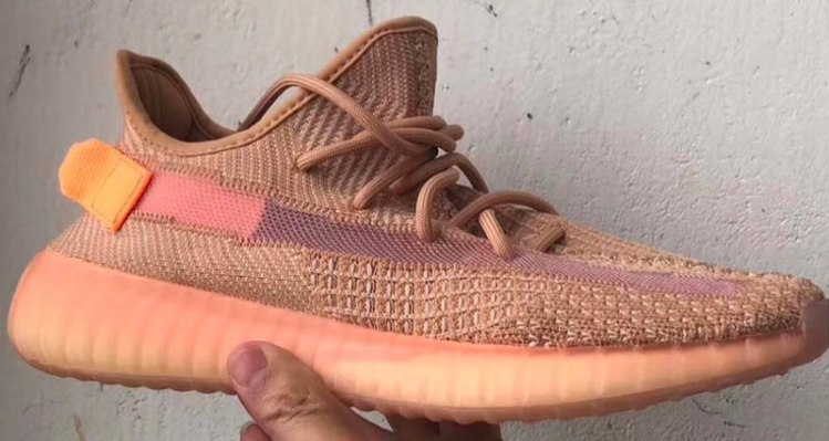 "adidas Yeezy Boost 350 V2 Emerges in ""Clay"" Colorway"