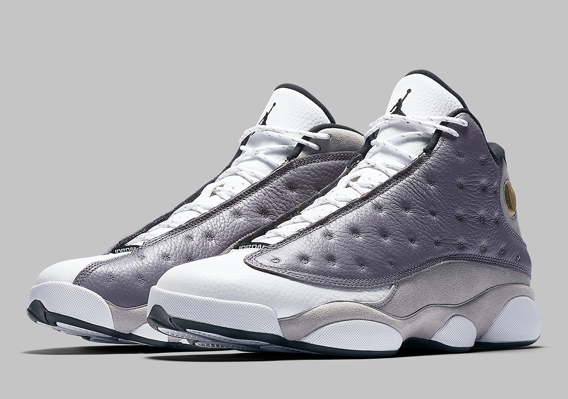 "Air Jordan 13 ""Atmosphere Grey"""