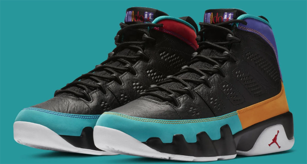 77d4996dbca4c6 Another Look at the Air Jordan 9