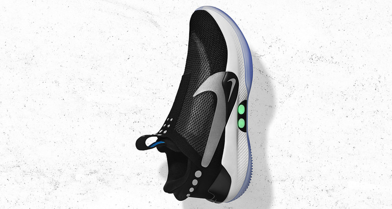 best authentic a27a0 29668 Sel-Lacing Adapt BB Shines in Nike s All-Star 2019 Collection