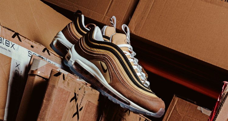 "Nike Air Max 97 ""Shipping Box"""