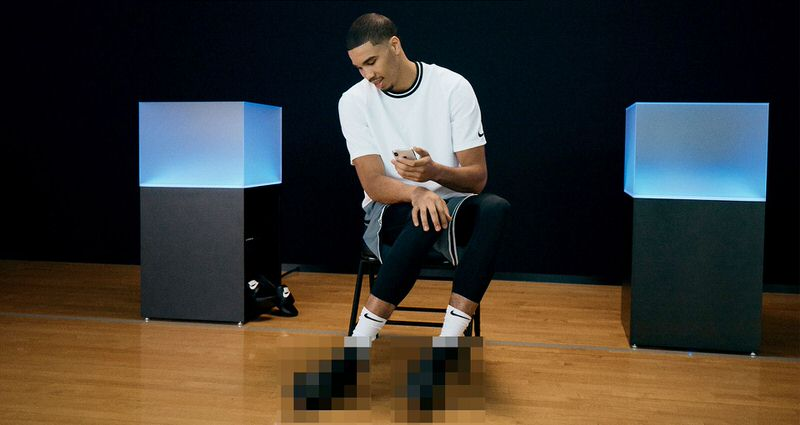 Nike Teases HyperAdapt Basketball Shoe | Nice Kicks