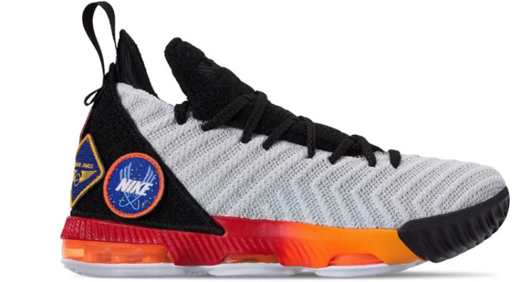 "Nike LeBron 16 Boys ""NASA"""