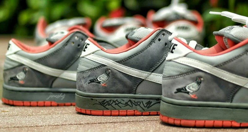 "low priced 8fff2 26542 Nike SB Dunk Low Pro ""Pigeon""    Throwback Thursday"