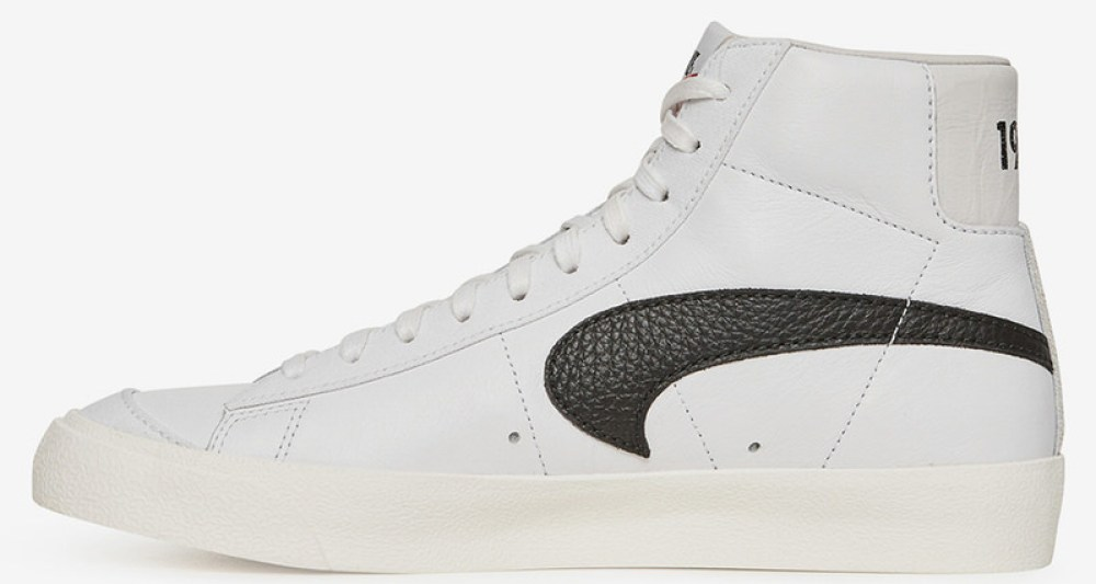 detailed look 78131 0d80e ... Slam Jam x Nike Blazer Vintage 1977