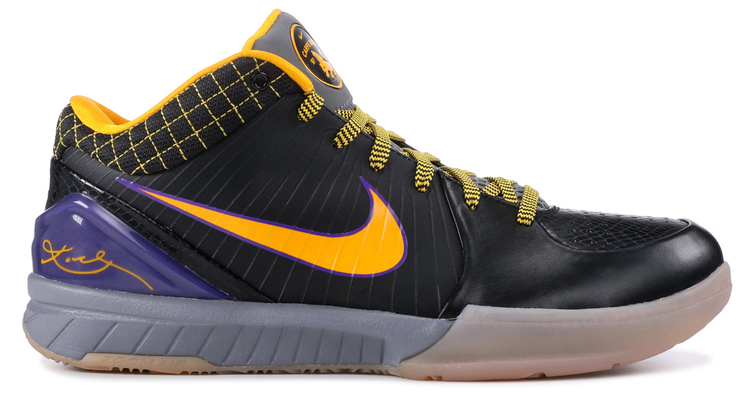 93a0581c145d Undefeated Will Collaborate on Nike Kobe 4 Protro