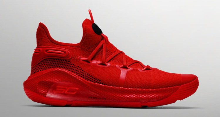 "Under Armour Curry 6 ""Heart of the Town"""