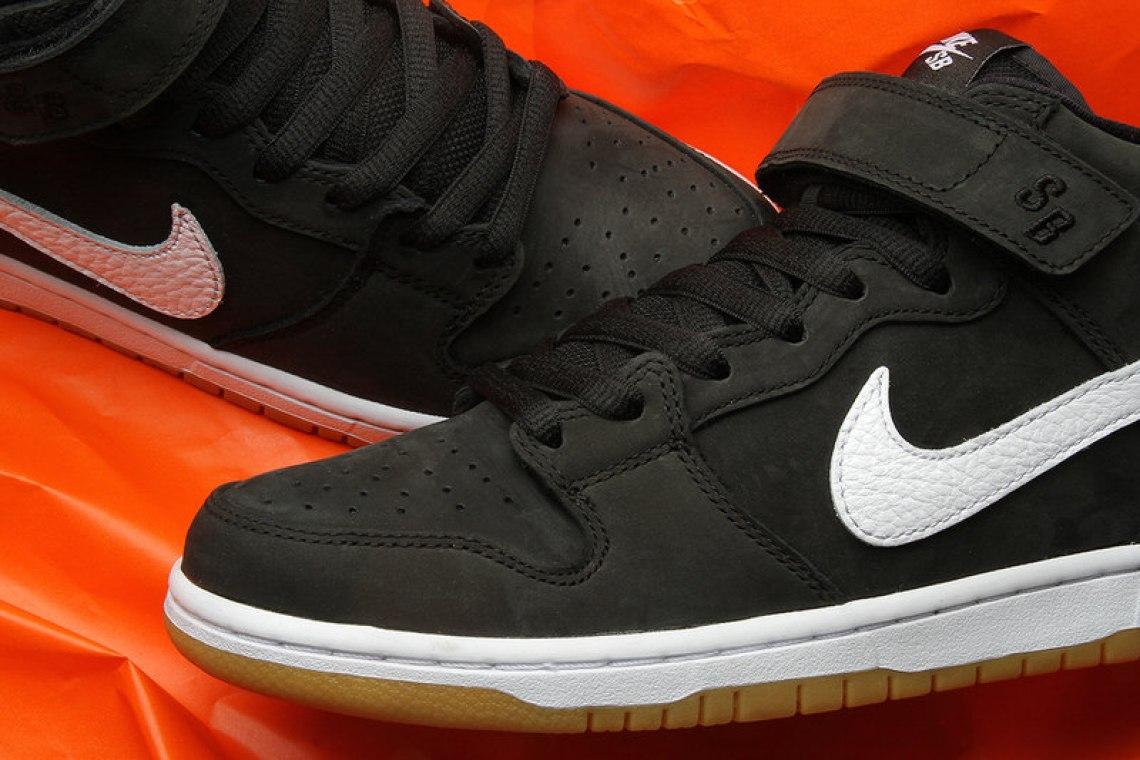 "Nike SB Dunk Mid ""Orange Label"""