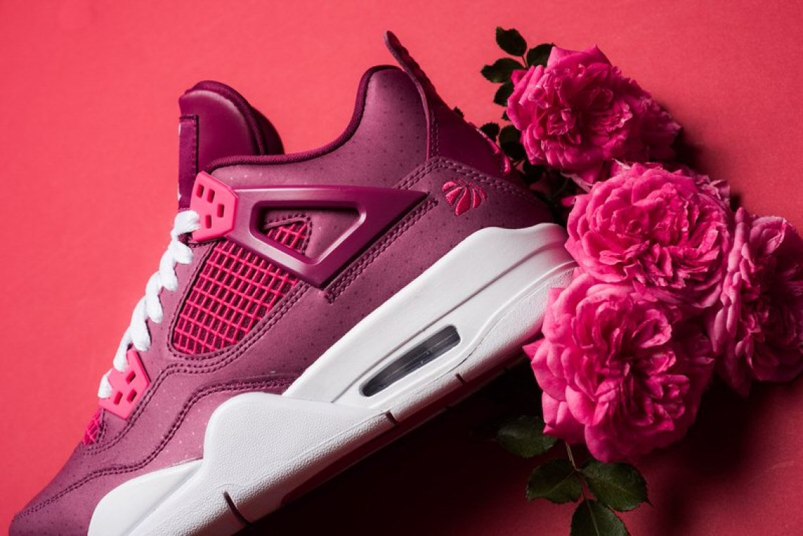 "Air Jordan 4 ""For The Love Of The Game"""