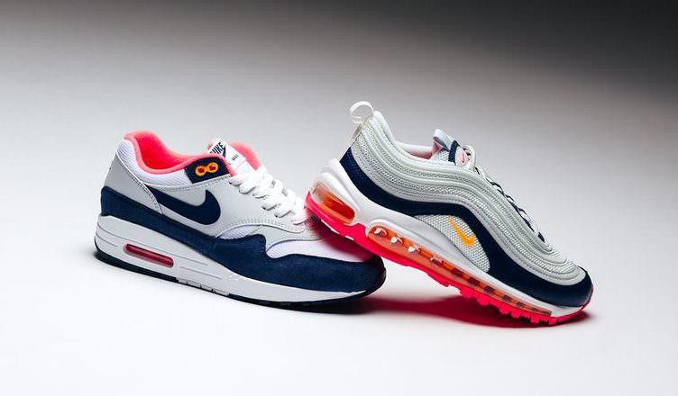 Nike Air Max Ones + Ninety-Sevens Pack