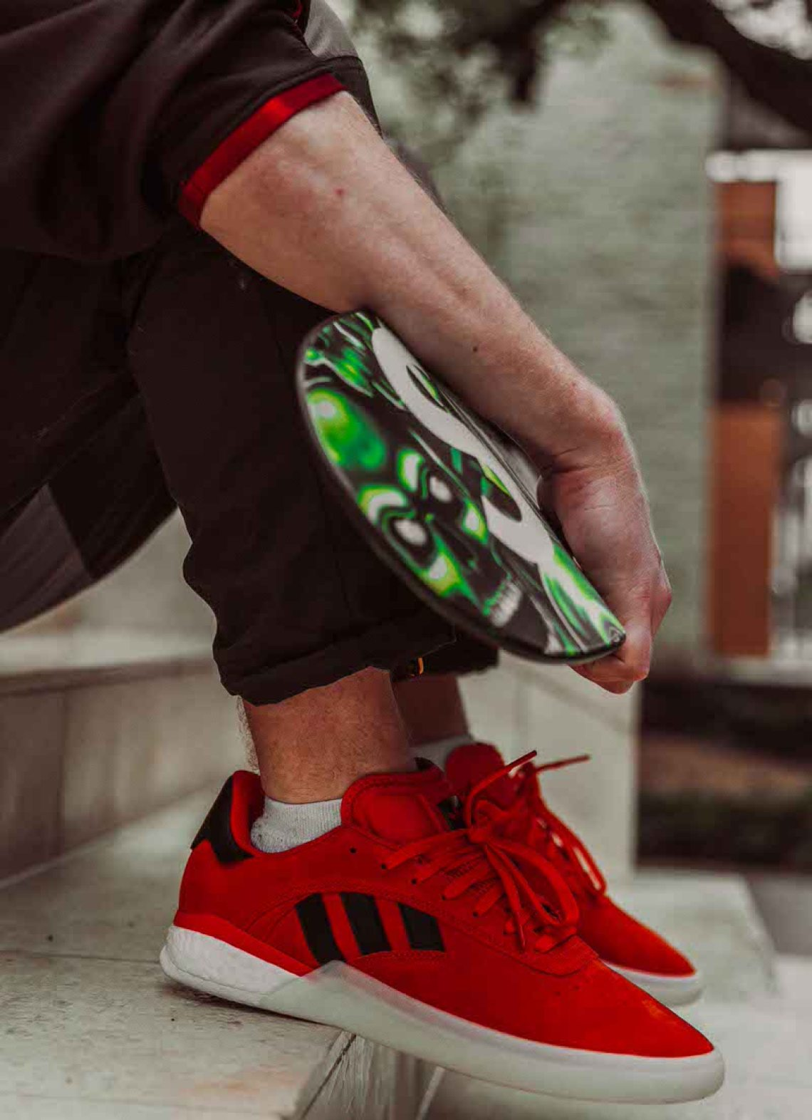 on sale c1560 52159 Check out the images below for an on-foot look at the Adidas Skateboarding  3ST.004.