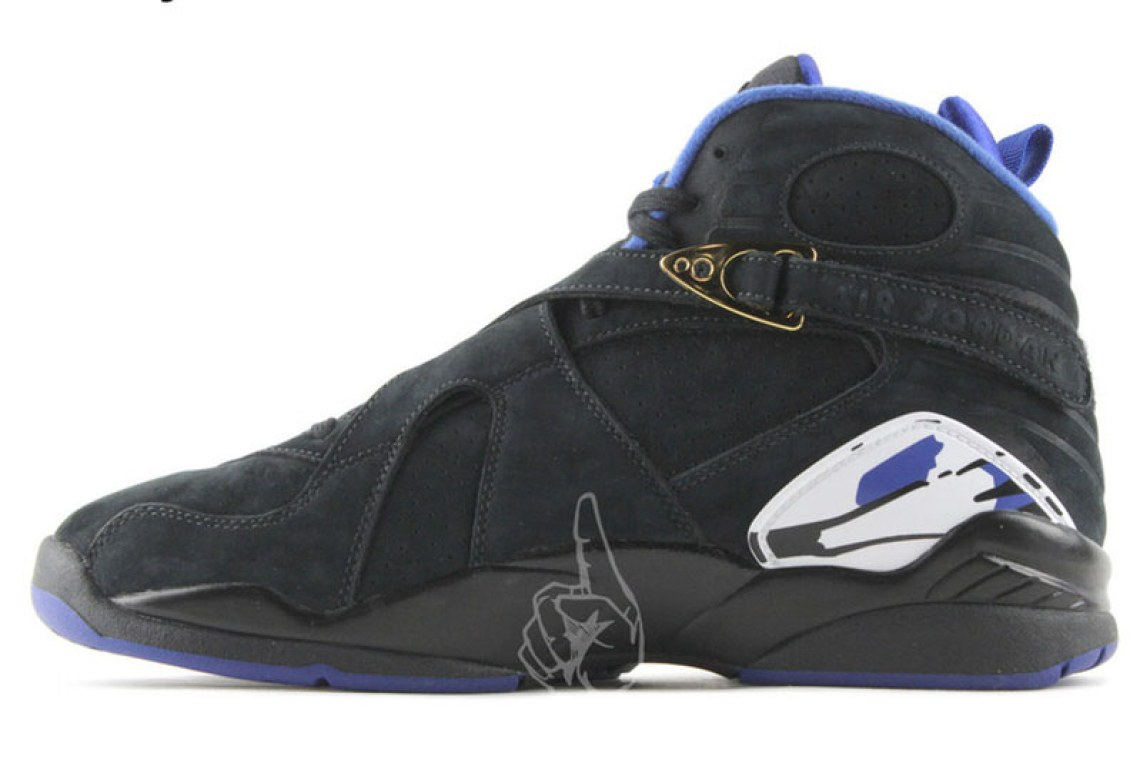 adc4416e42c336 Conceited Unboxes the OVO x Air Jordan 8