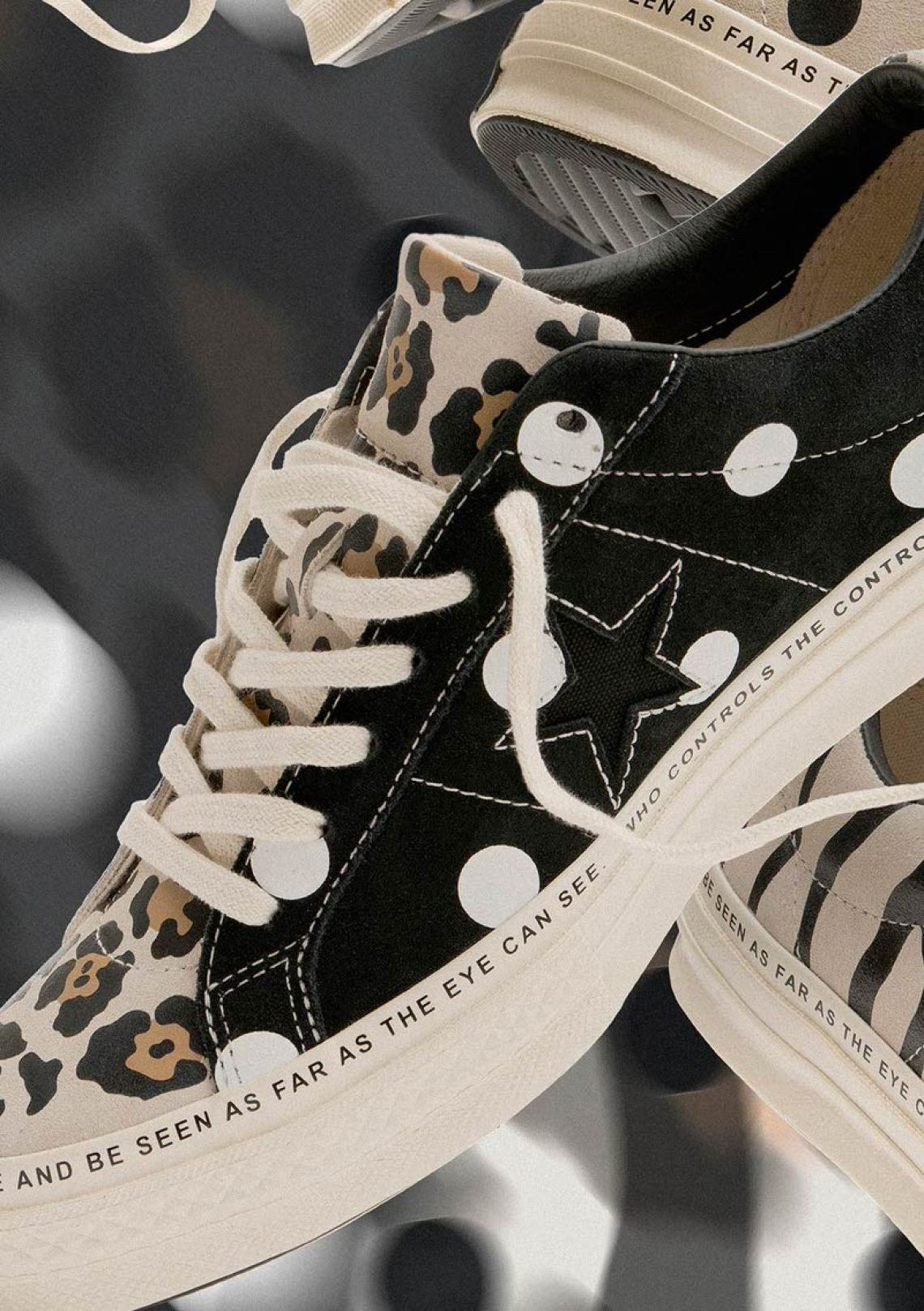 Brain Dead x Converse One Star