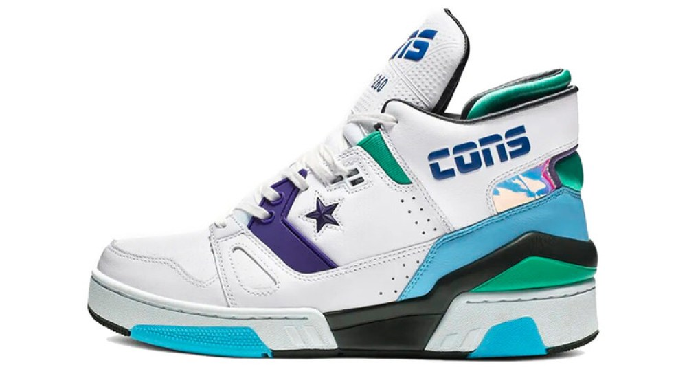"Don C Creates ""Hornets"" Edition of Converse ERX 260"