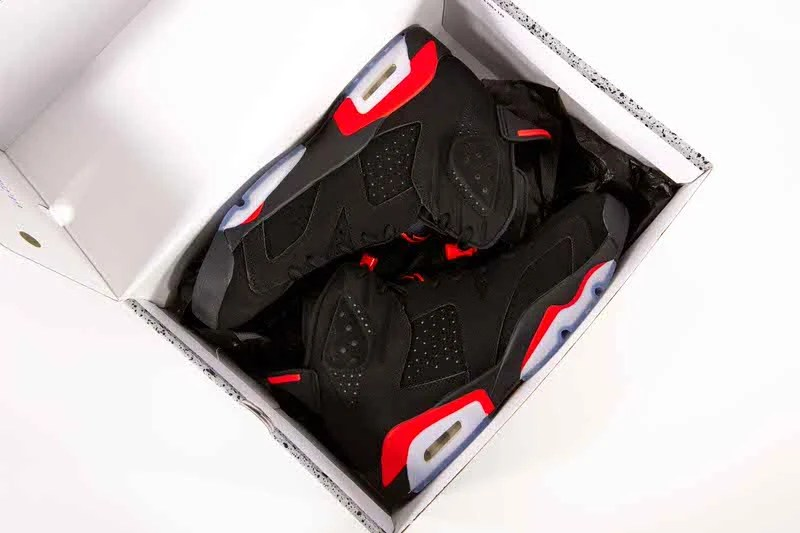 online store 296a8 76362 ... canada air jordan 6 as black infrared. colorway black infrared style  384664 060. release