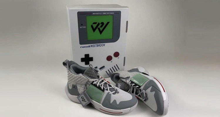 "Jordan Why Not Zer0.2 ""Gameboy"""