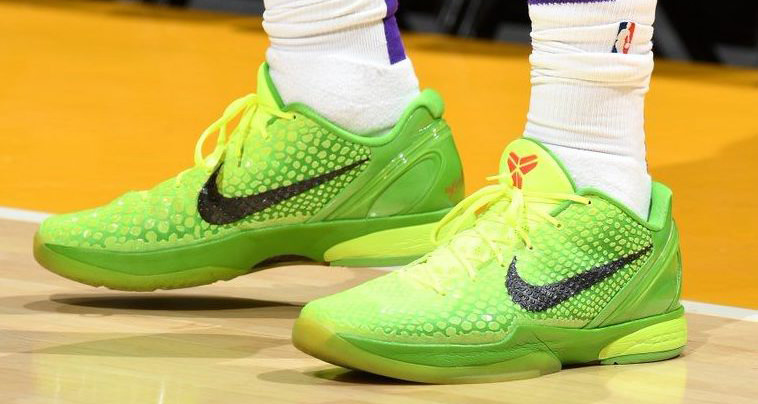 finest selection a207a f2cff Kyle Kuzma is Rocking the Past, Present and Future of Nike Basketball