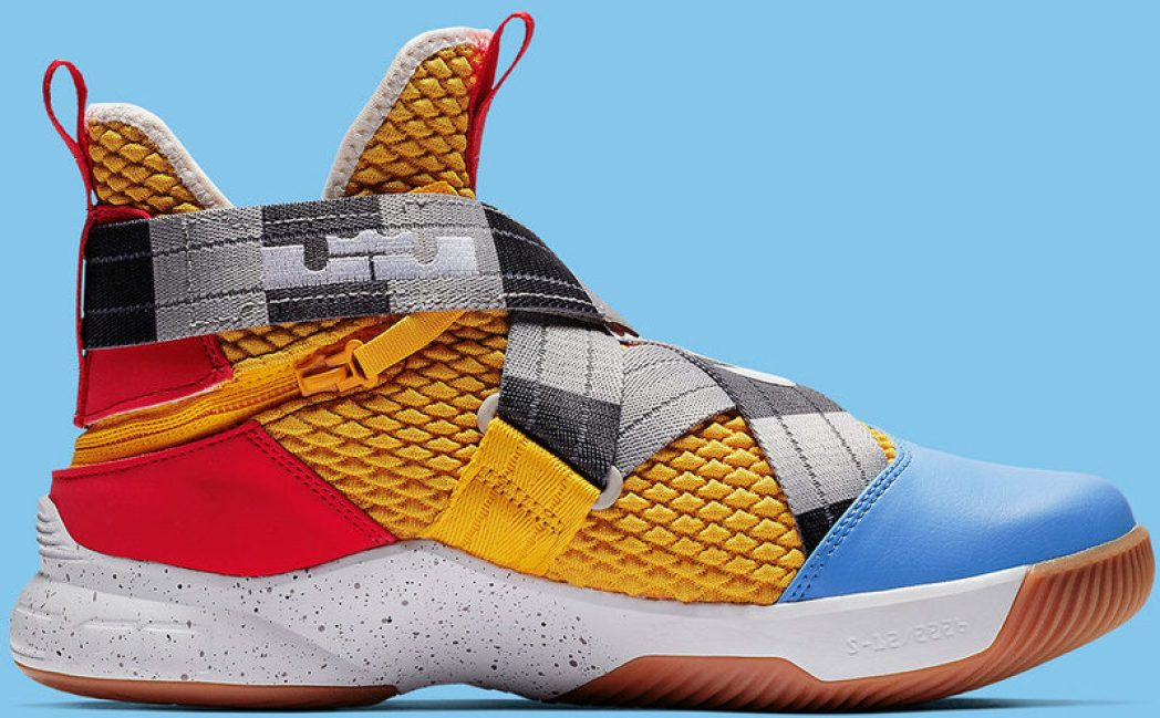 """Nike LeBron Soldier 12 """"Toy Story"""""""