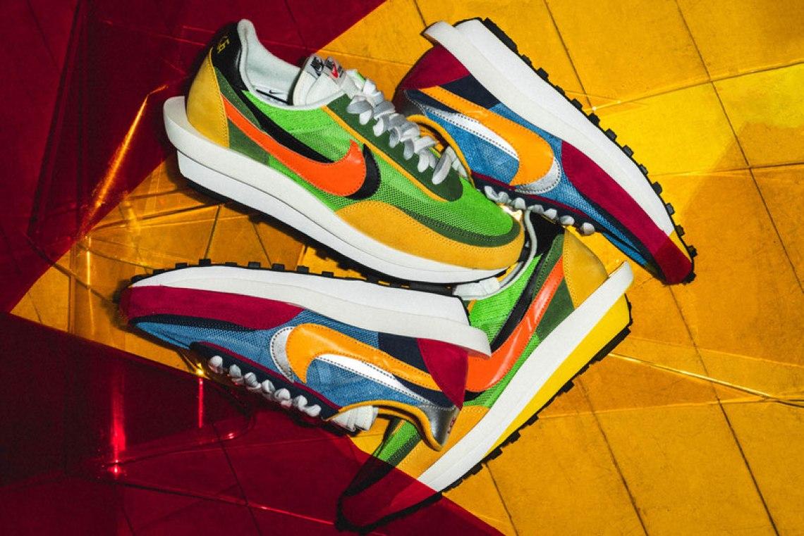 new styles ce960 e4e00 Sacai x Nike LDV Waffle Daybreak