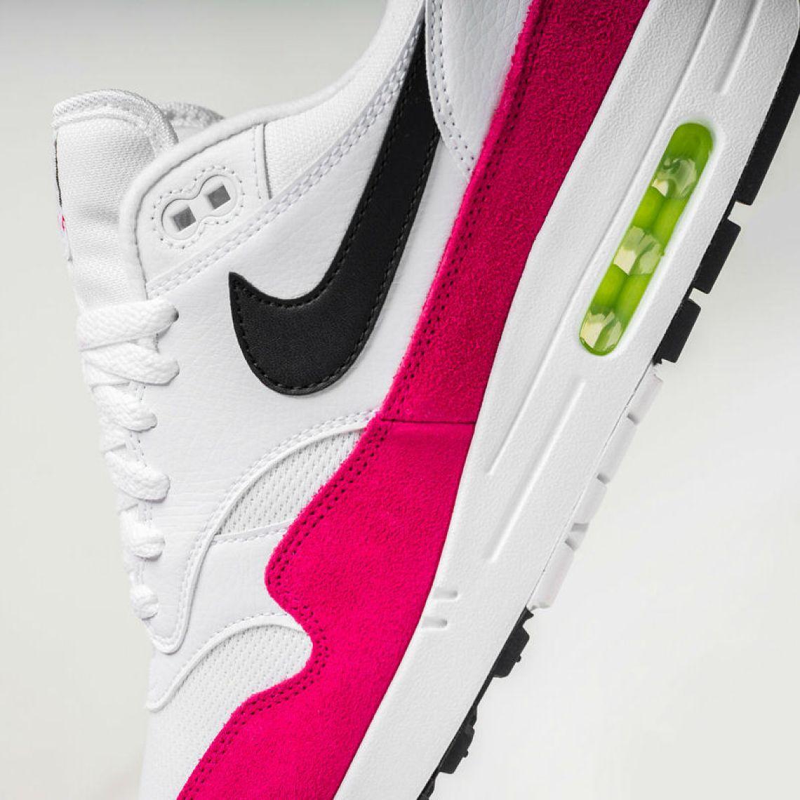 promo code faa99 9c625 Nike Air Max 1 Rush Pink Volt