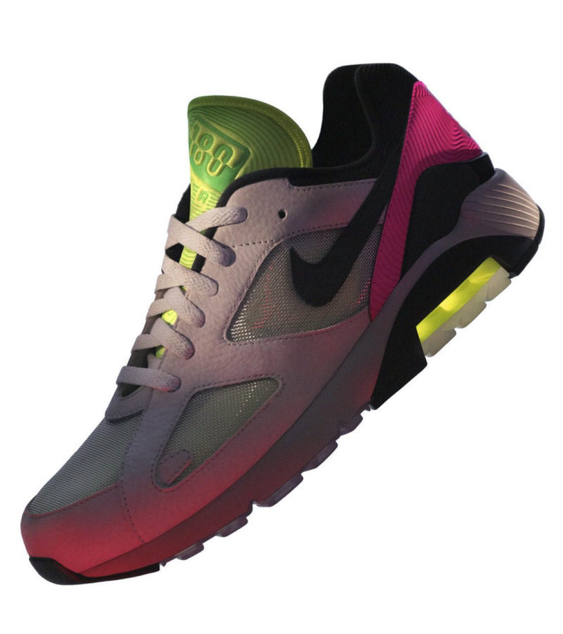 e12a322eb4 Berlin's Vibrant Nightlife Inspires Nike Air Max 180 Collaboration ...