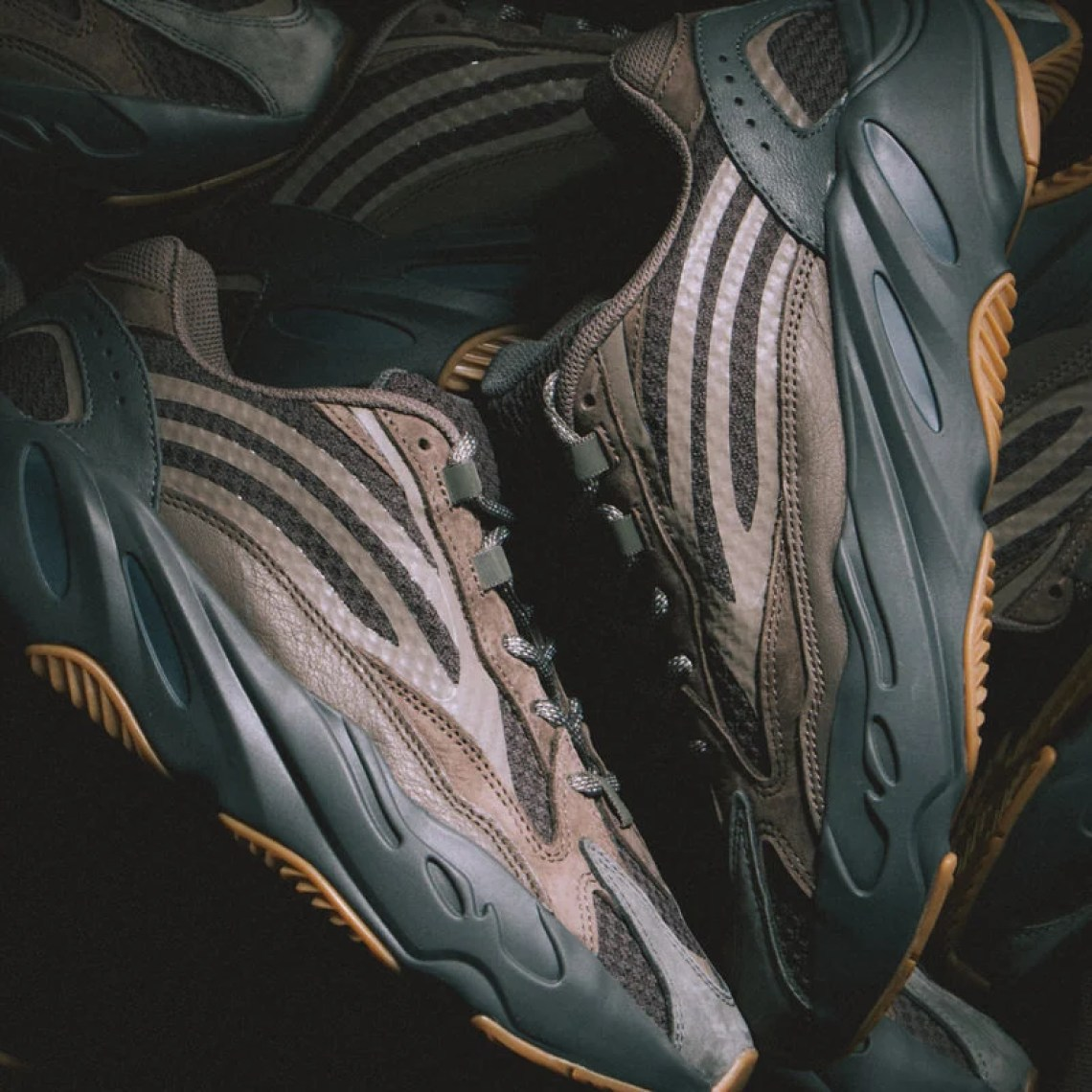 """ae49cd6920b5b UPDATE 3 20  Check out the adidas Yeezy Boost 700 V2 """"Geode"""" in detail via  Livestock."""