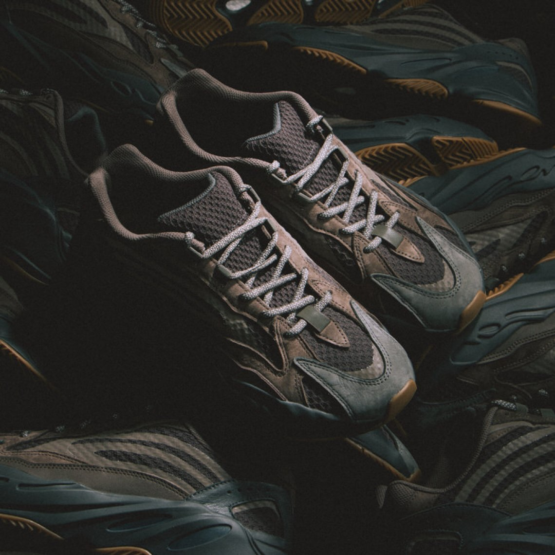 "0c787569595 UPDATE 3 20  Check out the adidas Yeezy Boost 700 V2 ""Geode"" in detail via  Livestock."