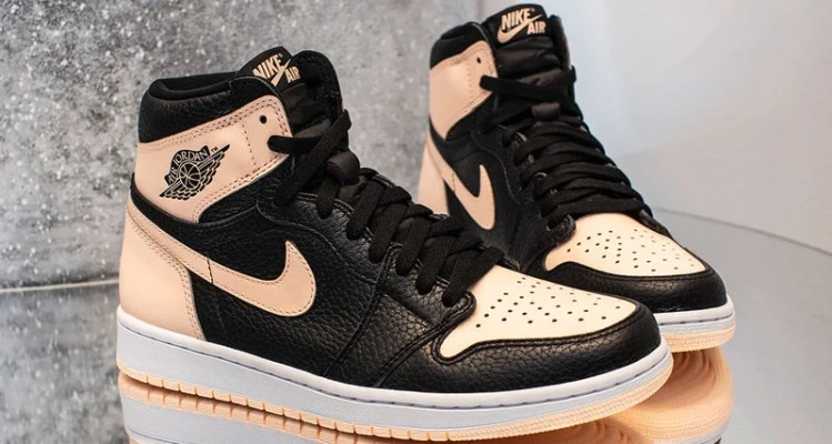 "Air Jordan 1 ""Crimson Tint"""