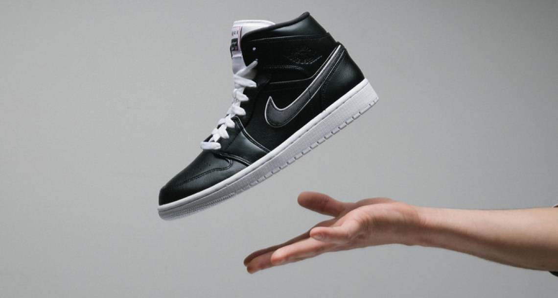"Air Jordan 1 Mid ""Maybe I Destroyed Game"""