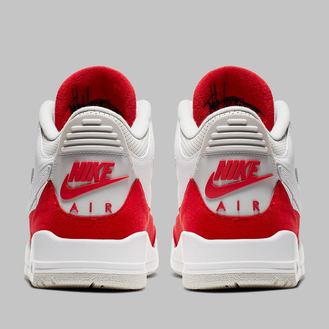 "Air Jordan 3 Tinker ""University Red"""