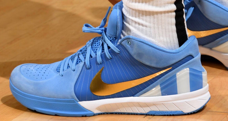 1dadc61cf80 The 10 Best Kicks On Court This Week