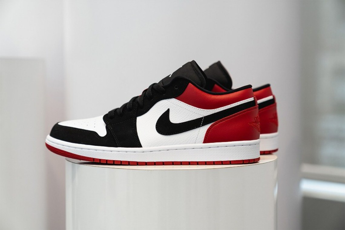 d91608a7cee Air Jordan 1 Low Helps Usher in Spring | Nice Kicks