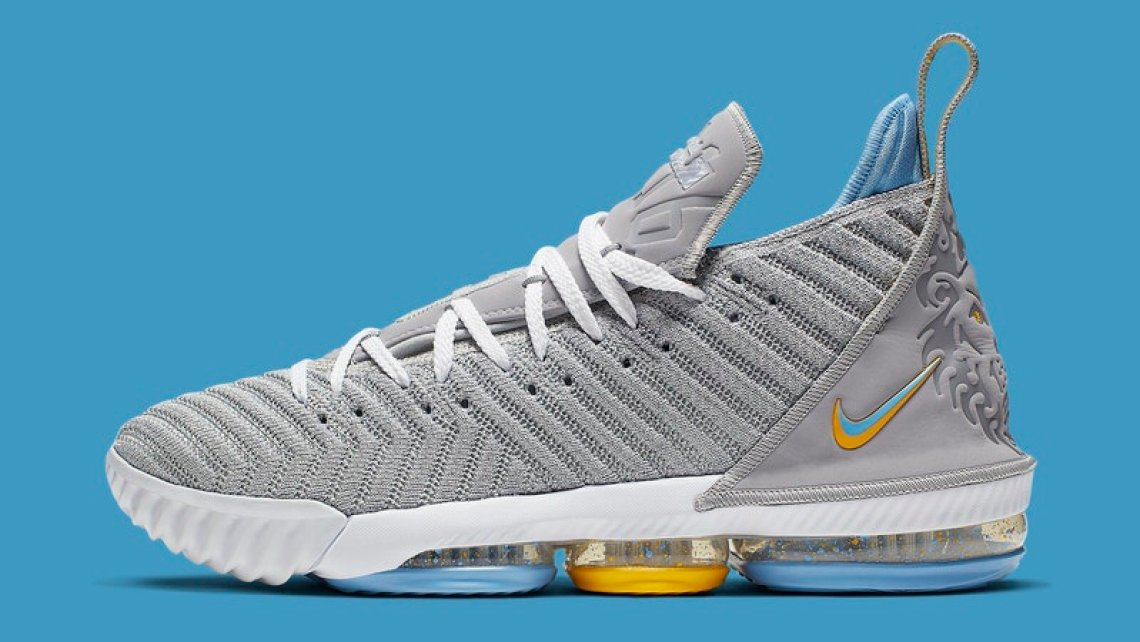 d29a7180416 A First Look at the Nike LeBron 16