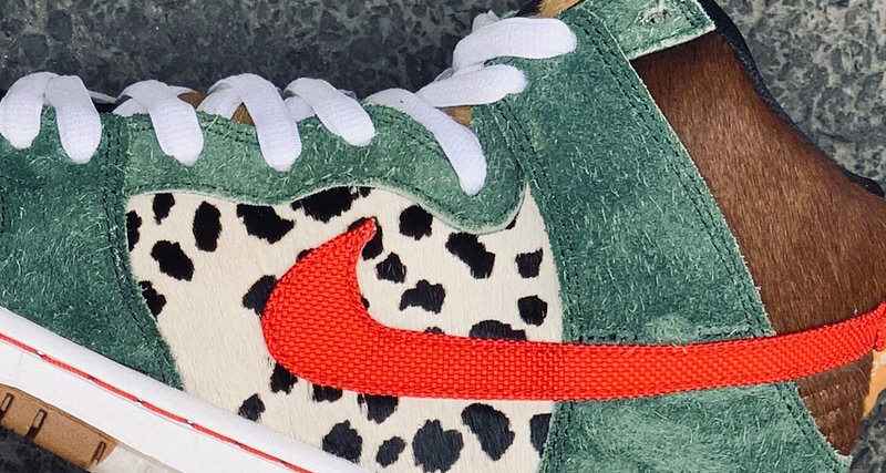 Nike s Much-Anticipated 4 20 SB Dunk is Revealed  0a81e29930c