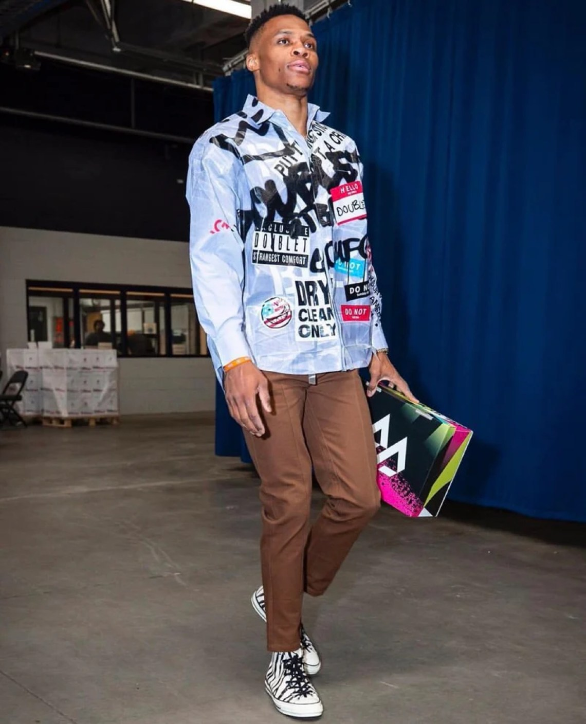 77756d69d3c These Trends Will Take Over Tunnel Fashion in the NBA Playoffs ...