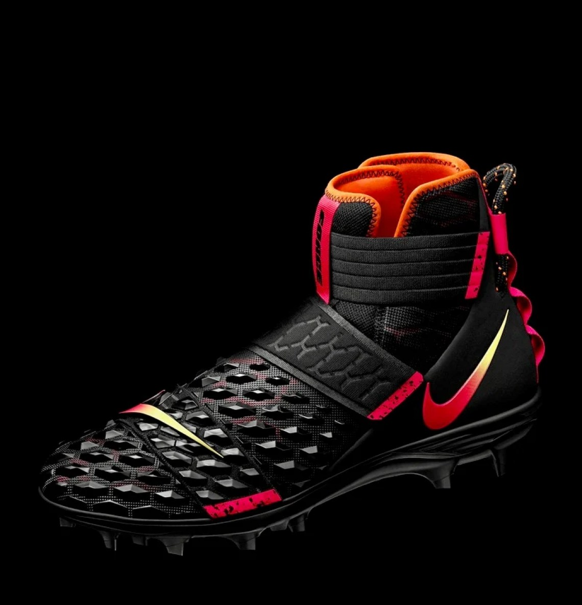 san francisco 7051f ab84a Designed for the most explosive players in the trenches like Mack and Cam  Jordan, the roundball-referencing Savage Elite 2 packs the personality  associated ...
