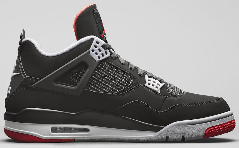 bd4dec0d83abcf air jordan 4 black red  air jordan 4 black red  prev nike air jordan 4  retro og bred ...