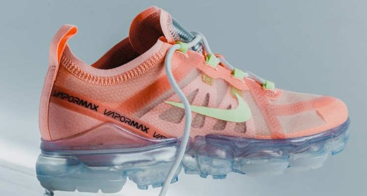 960ad99f77f36 The Nike Air VaporMax 2019 Gets a Pink Tint