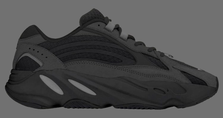 "the best attitude 81355 b8c19 The Adidas Yeezy Boost 700 V2 ""Vanta"" Goes Dark"