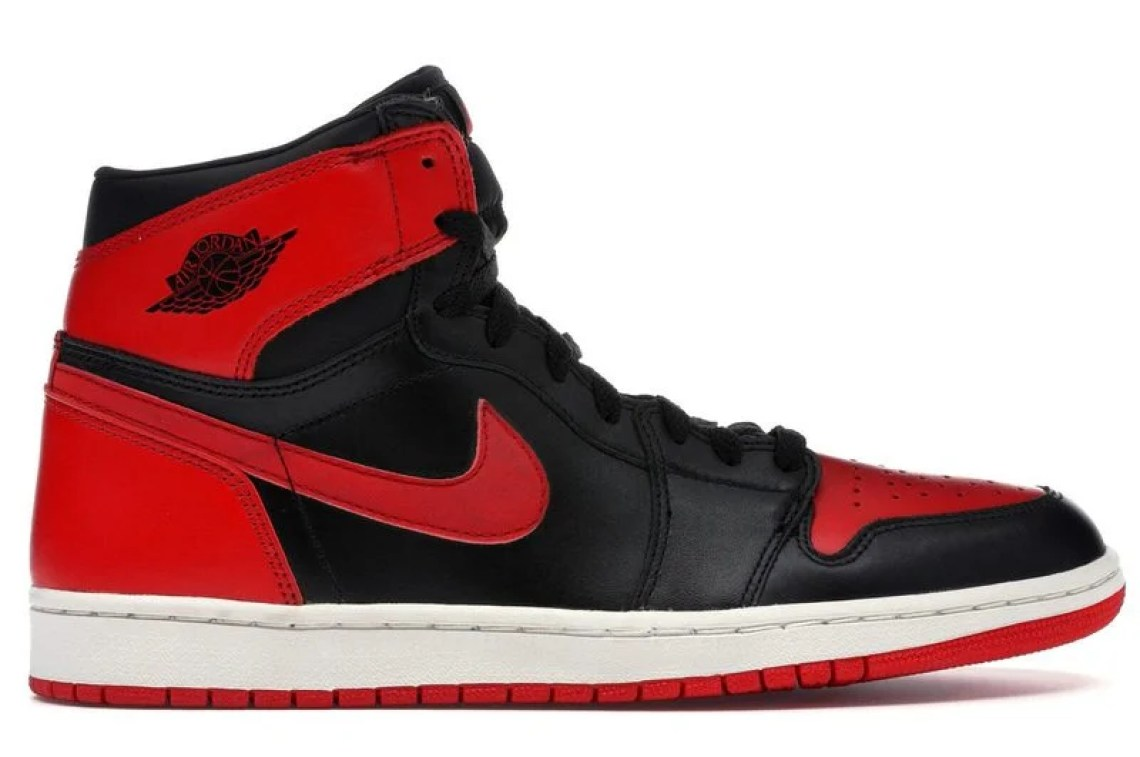outlet store f52d4 1a679 Air Jordan 1 Banned 2001