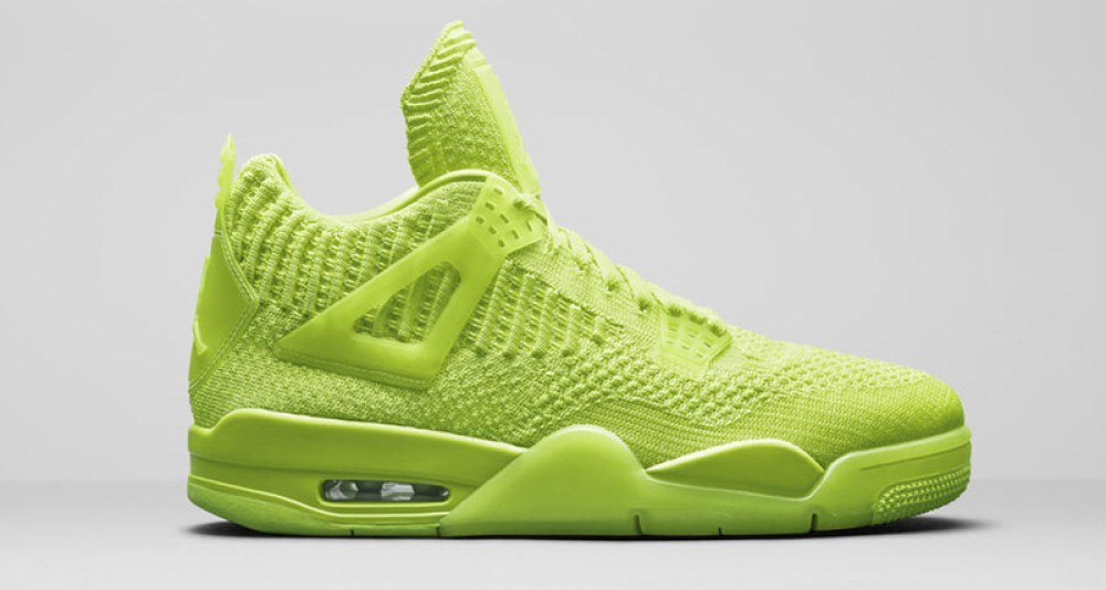 2ad137b35878 Air Jordan 4 Goes Flyknit for 30th Anniversary