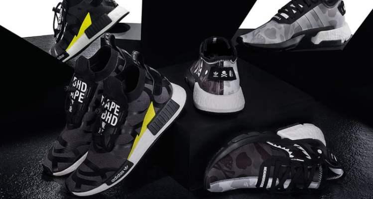 BAPE x NEIGHBORHOOD x adidas Collection
