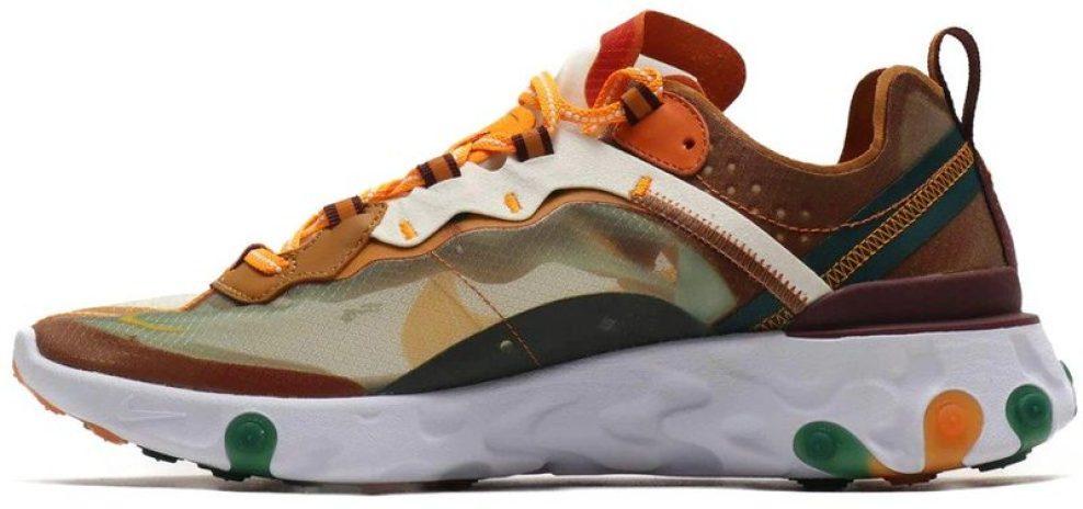 "Nike React Element 87 ""Orange Peel"""