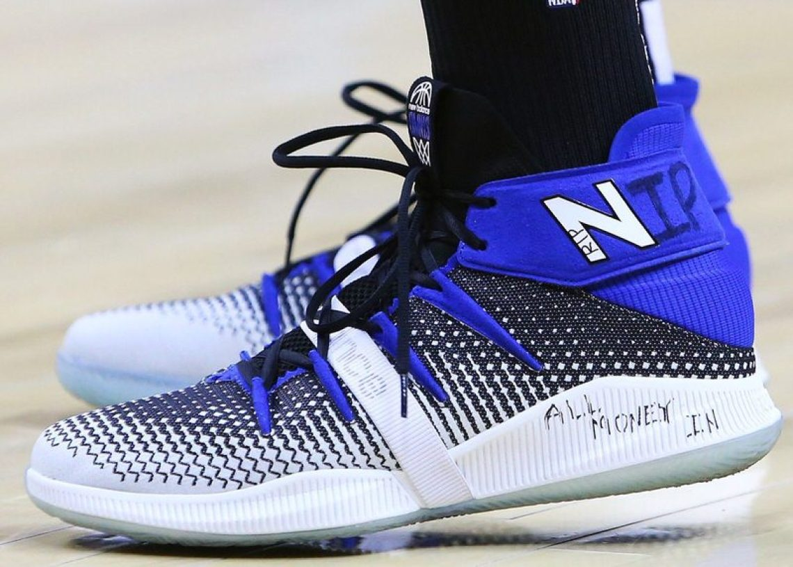 9dc373cfde New Balance proved these shoes could look good, and Kawhi keeps  proving—with his obscene playoff performances—that they're up to snuff on  the hardwood.