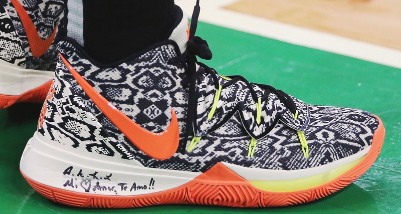 5e2422121ad4 Every Sneaker Worn By Kyrie Irving This Season