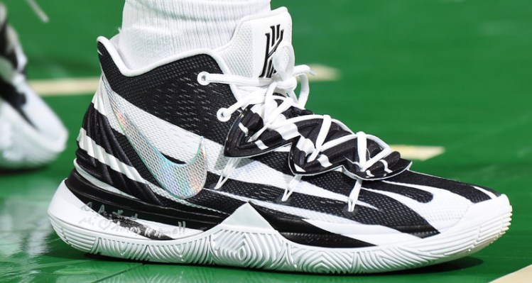 newest 40492 aa22a Every Sneaker Worn By Kyrie Irving This Season